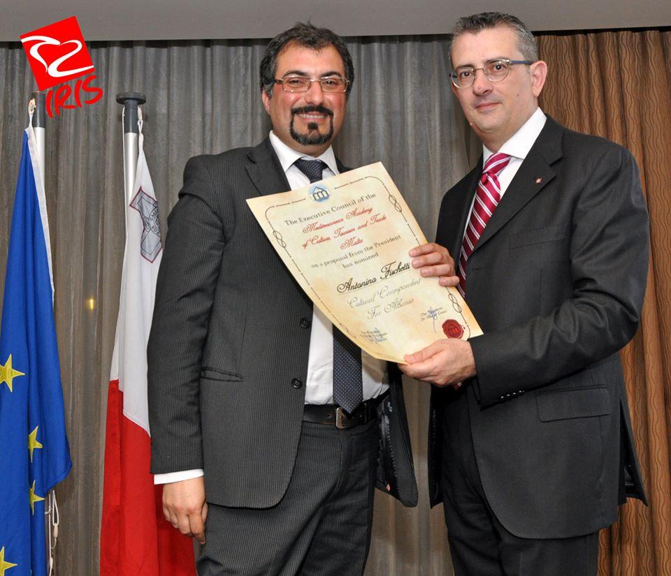 Nomina Antonino Fischetti