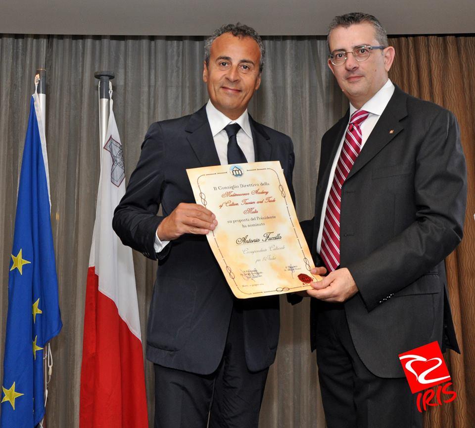 Nomina Antonio Fuccillo