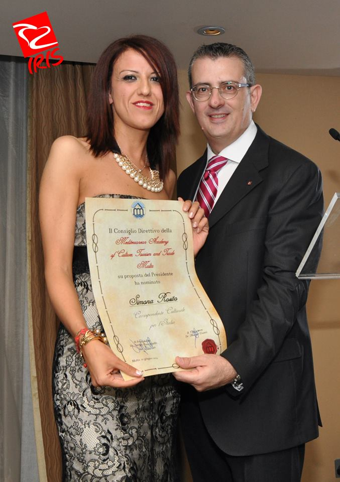 Nomina Simona Rosito