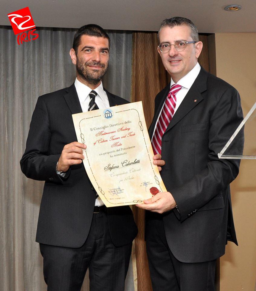 Nomina Stefano Colombetti