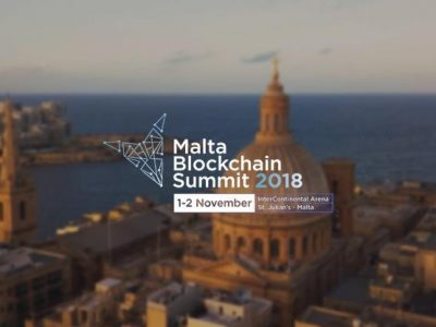Malta Blockchain Summit 2018 inaugural launch