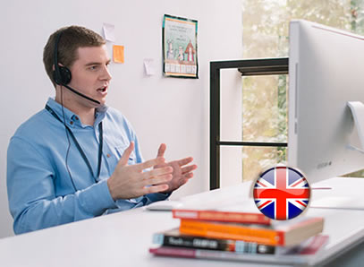 One to one lessons English - One-to-One lessons online
