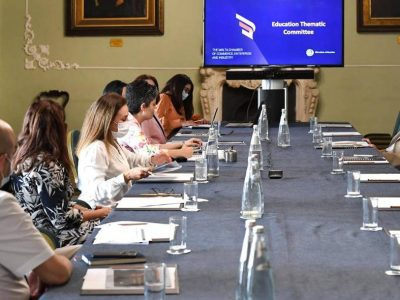 """The Malta Chamber launches a document titled """"Education For The Future"""""""